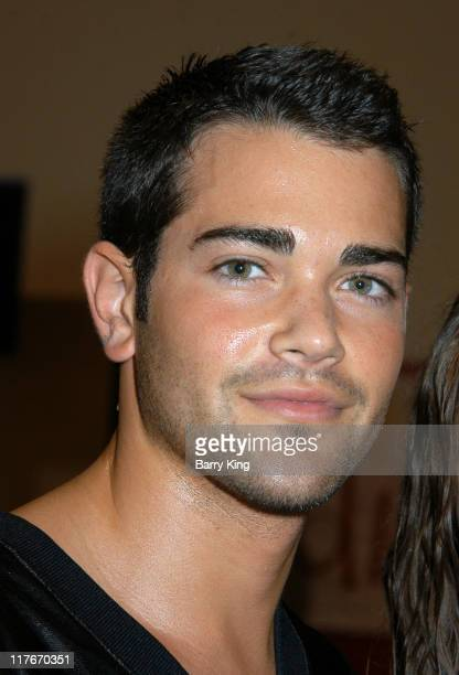 Jesse Metcalfe during Hollywood Knights Basketball Game April 7 2004 at Burroughs High School in Burbank California United States