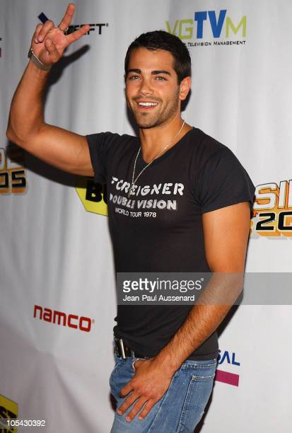 Jesse Metcalfe during Inside: E3 2005 Party at Avalon Hollywood in Hollywood, California, United States.