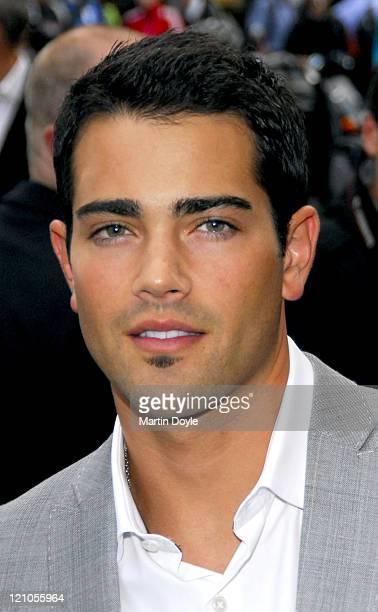Jesse Metcalfe during 'John Tucker Must Die' London Premiere Arrivals at Courthouse Kempinski Hotel in London Great Britain