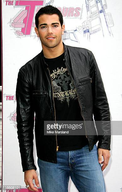 Jesse Metcalfe during The 2005 T4 Honours Arrivals at Channel 4 Tv Studios in London Great Britain