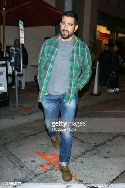 Jesse Metcalfe is seen on January 09 2020 in Los Angeles California