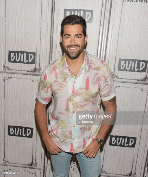 Jesse Metcalfe visits Build Series at Build Studio on August 2 2017 in New York City