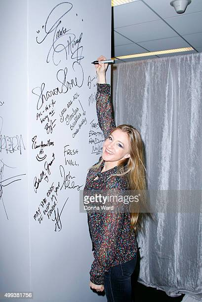 Jesse Money appears to promote family tour during the AOL BUILD Series at AOL Studios In New York on November 30, 2015 in New York City.