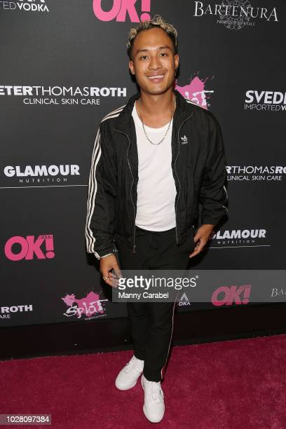 Jesse Montana attends OK Magazine 12th Annual New York Fashion Week Celebration at Up Down on September 6 2018 in New York City