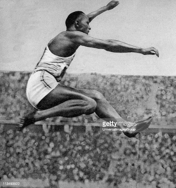 Jesse Owens American track and field athlete He participated in the 1936 Summer Olympics in Berlin Germany where he achieved international fame by...