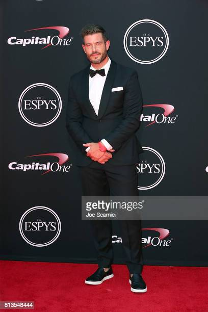 Jesse Palmer arrives at the 2017 ESPYS at Microsoft Theater on July 12 2017 in Los Angeles California