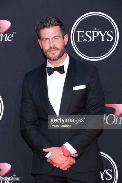 Jesse Palmer attends The 2017 ESPYS at Microsoft Theater on July 12 2017 in Los Angeles California