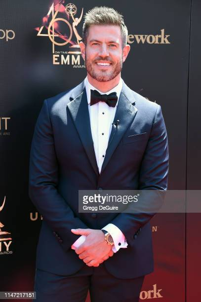 Jesse Palmer attends the 46th annual Daytime Emmy Awards at Pasadena Civic Center on May 05 2019 in Pasadena California