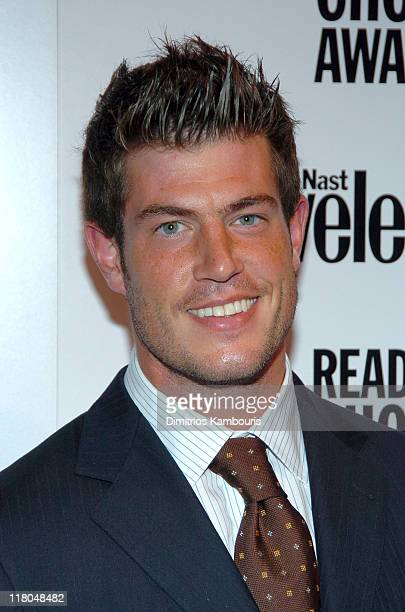 Jesse Palmer during Conde Nast Traveler 17th Annual Readers Choice Awards at Jazz Lincoln Center Time Warner Center in New York City New York United...