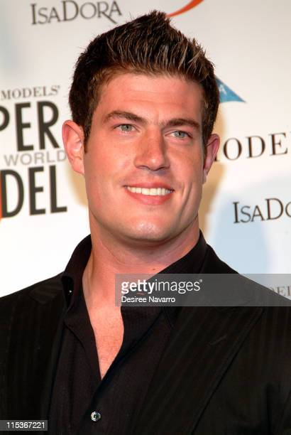 Jesse Palmer during Ford Models' Supermodel of the World Contest Arrivals at The Ford Tunnel in New York City New York United States