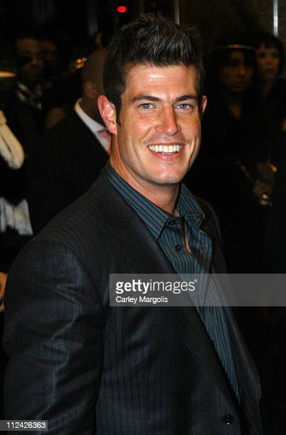Jesse Palmer during Usher's 26th Birthday Party at Rainbow Room in New York City New York United States