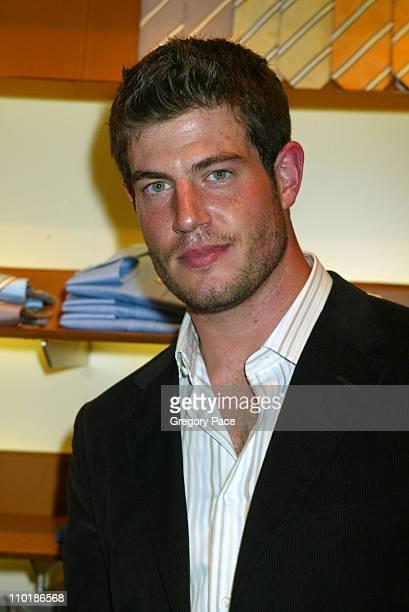 Jesse Palmer NFL New York Giants quarterback and new The Bachelor