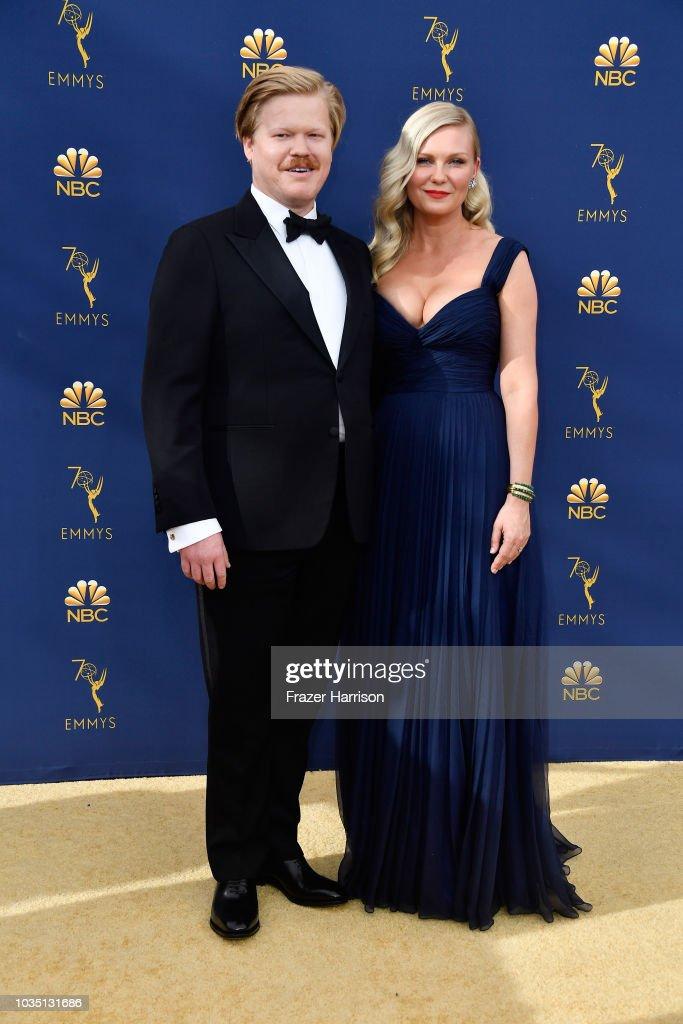 70th Emmy Awards - Arrivals : Foto jornalística