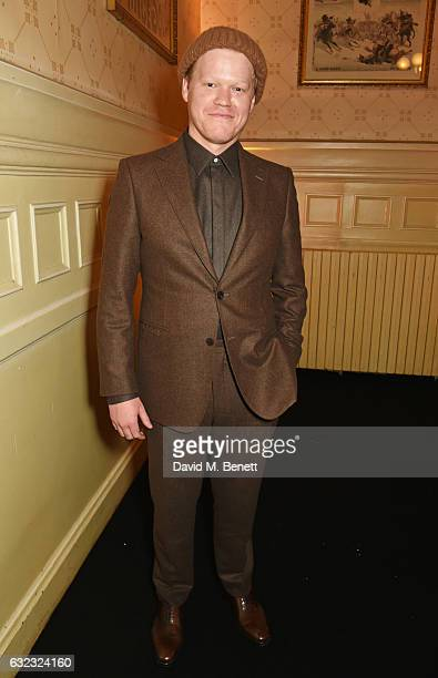 Jesse Plemons attends as Chopard presents The Garden Of Kalahari collection at Theatre du Chatalet on January 21 2017 in Paris France