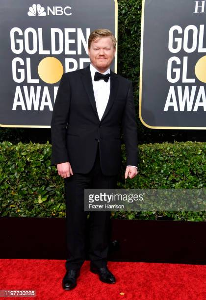 Jesse Plemons attends the 77th Annual Golden Globe Awards at The Beverly Hilton Hotel on January 05 2020 in Beverly Hills California