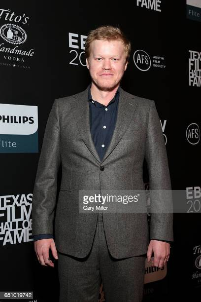 Jesse Plemons attends the Austin Film Society's Texas Film Awards at Austin Studios on March 9 2017 in Austin Texas