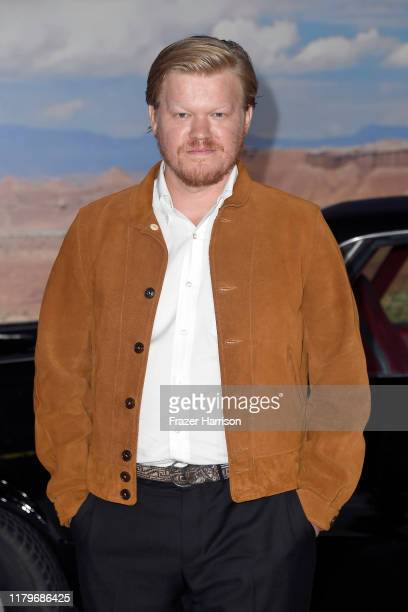 Jesse Plemons attends the Premiere of Netflix's 'El Camino A Breaking Bad Movie' at Regency Village Theatre on October 07 2019 in Westwood California