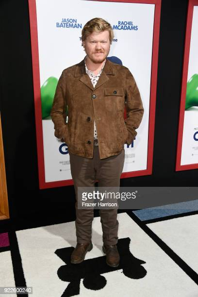 Jesse Plemons attends the premiere of New Line Cinema and Warner Bros Pictures' Game Night at TCL Chinese Theatre on February 21 2018 in Hollywood...