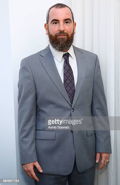 Jesse Raphael attends ARIDO Jewelry Collection presents at Collectrium A Christie's Company on August 20 2015 in New York City