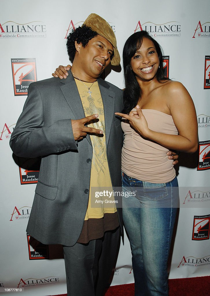 Jesse Raudales and Terrence Howard Peace for the Children Art Show : Foto di attualità