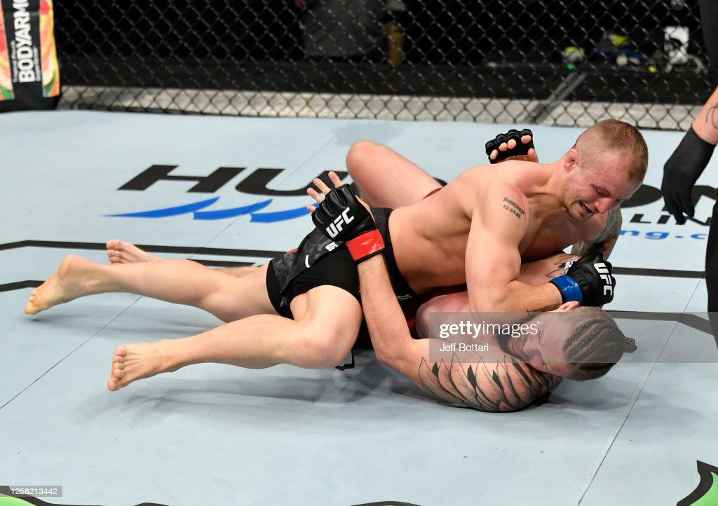 UFC Fight Night: Dalby v Ronson : News Photo