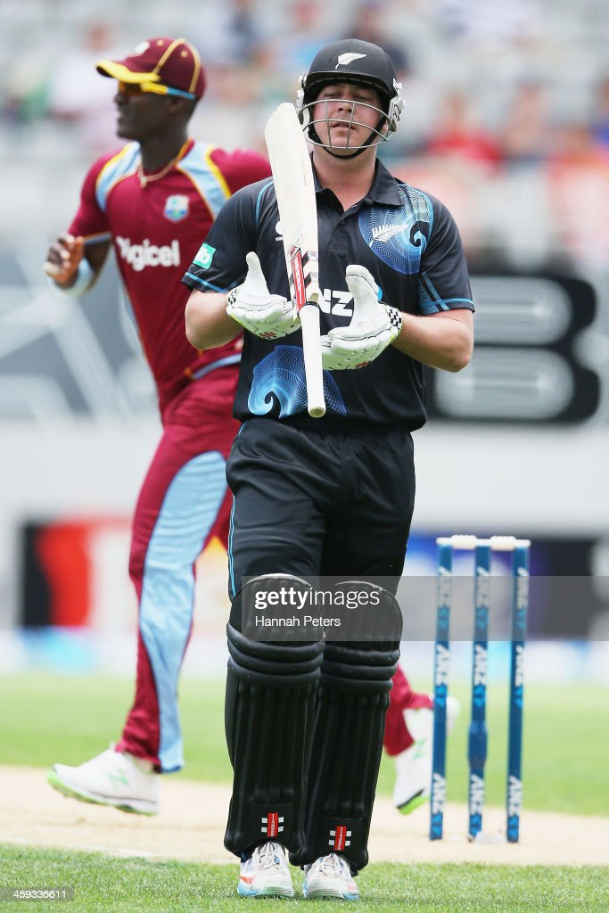 New Zealand v West Indies - Game 1
