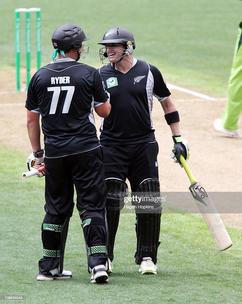 New Zealand v Pakistan - Game 6
