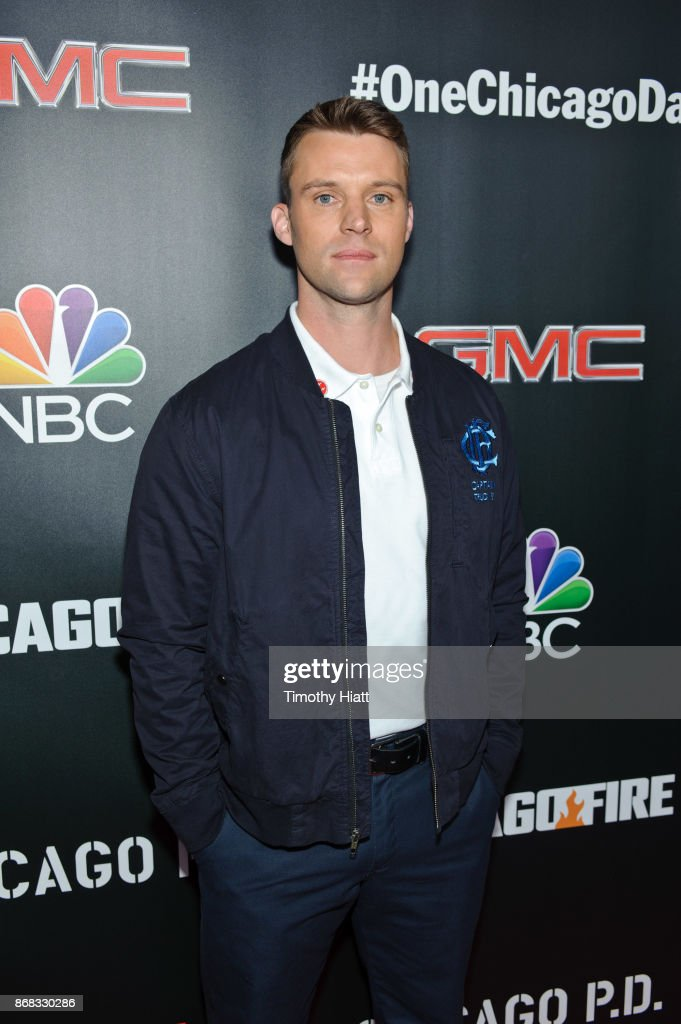 Jesse Spencer attends the press junket for 'One Chicago' on October 30, 2017 in Chicago, Illinois.