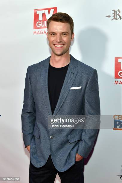 Jesse Spencer attends TV Guide Celebrates Cover Stars Taylor Kinney & Jesse Spencer at RockIt Ranch on April 10, 2017 in Chicago, Illinois.