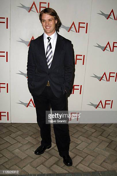 Jesse Spencer during AFI Awards Luncheon Arrivals in Los Angeles California United States