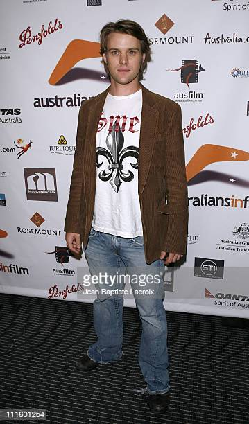Jesse Spencer during Australians in Film 2007 Breakthrough Awards Arrivals at Avalon Hotel in Beverly Hills CA United States