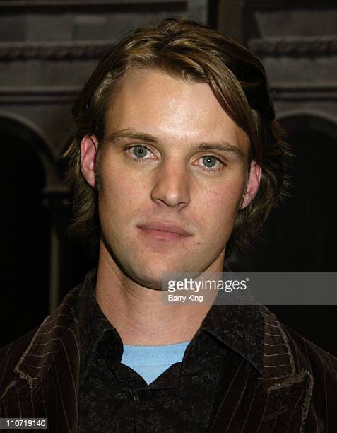 Jesse Spencer during House Press Party for TCA at Fox Backlot Soundstages in Los Angeles California United States