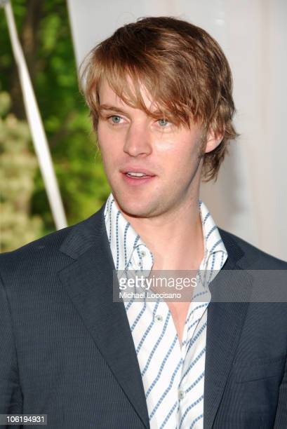 Jesse Spencer during The 2007/2008 Fox Upfronts - Arrivals at Wollman Rink - Central Park in New York City, New York, United States.