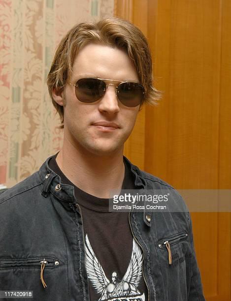 Jesse Spencer wearing Giorgio Armani 2161S Sunglasses