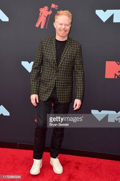 Jesse Tyler Ferguson attends the 2019 MTV Video Music Awards at Prudential Center on August 26 2019 in Newark New Jersey