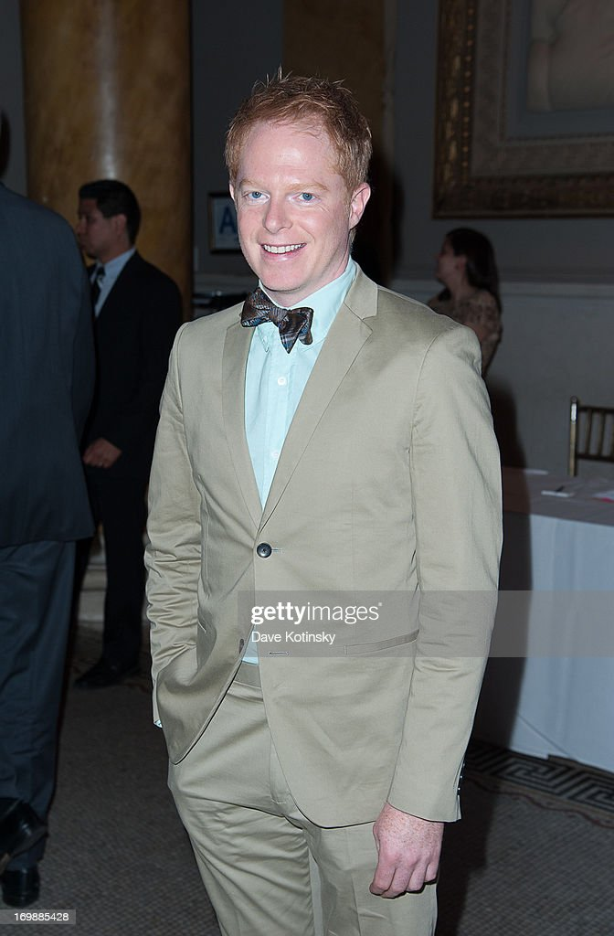 Jesse Tyler Ferguson attends the 2nd Annual Decades Ball at Capitale on June 3, 2013 in New York City.