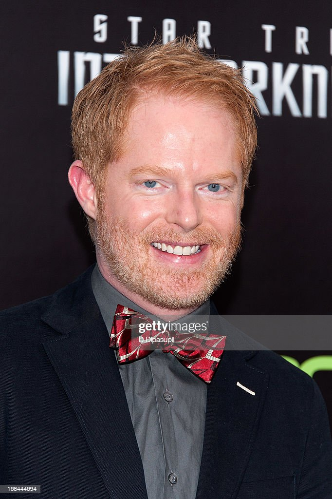 Jesse Tyler Ferguson attends the 'Star Trek Into Darkness' screening at AMC Loews Lincoln Square on May 9, 2013 in New York City.