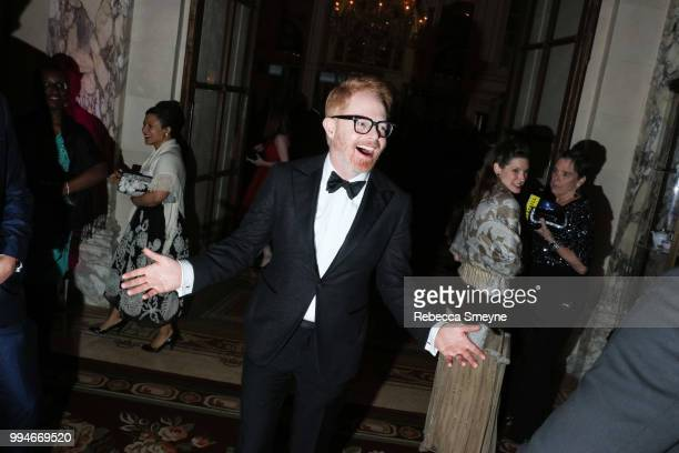 Jesse Tyler Ferguson attends the Tony Awards Gala at the Plaza on June 10 2018 in New York New York