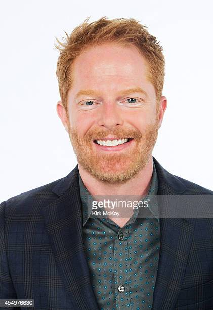 Jesse Tyler Ferguson is photographed for Los Angeles Times on August 25 2014 in Los Angeles California PUBLISHED IMAGE CREDIT MUST BE Kirk McKoy/Los...