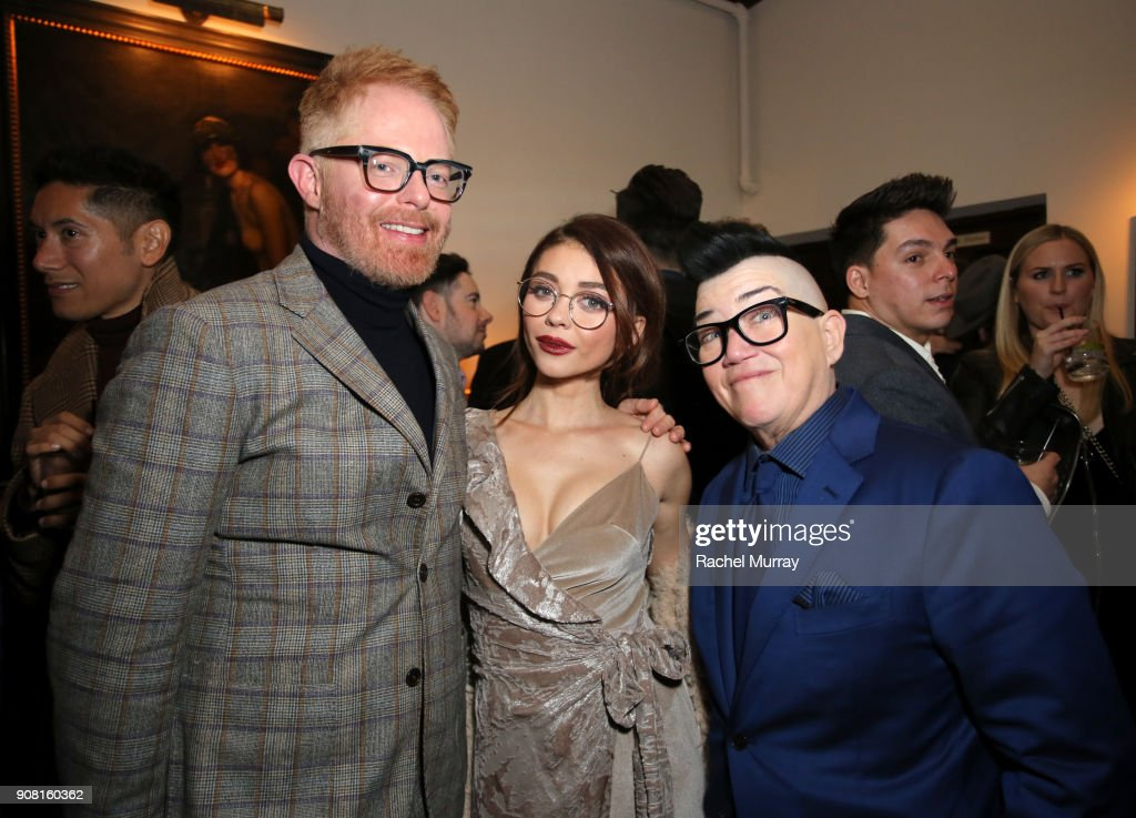 Entertainment Weekly Celebrates Screen Actors Guild Award Nominees at Chateau Marmont sponsored by Maybelline New York - Inside : News Photo