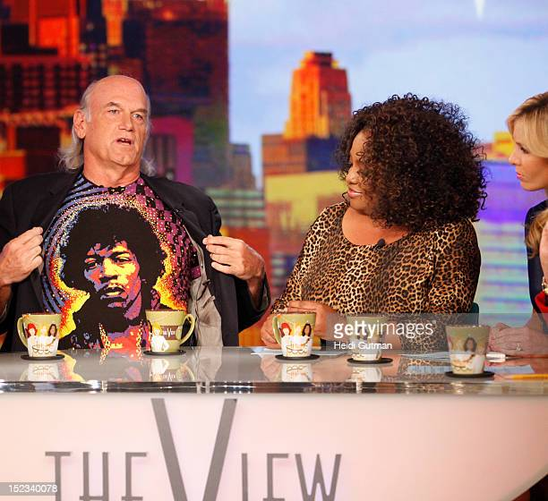 THE VIEW Jesse Ventura appeared today on The View The View airs MondayFriday on the Walt Disney Television via Getty Images Television Network...