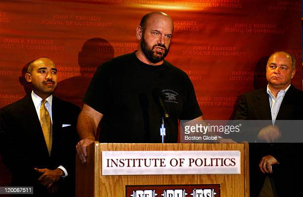 Jesse Ventura, former governor of Minnesota, is a spring 2004 fellow at the Institute of Politics, John F. Kennedy School of Government, Harvard...