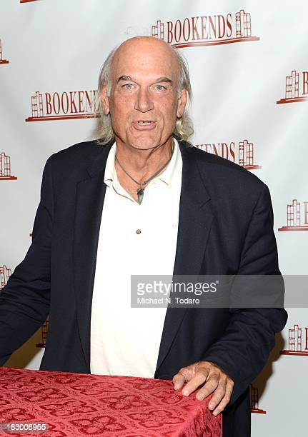 Jesse Ventura signs copies of his book They Killed Our President at Bookends Bookstore on October 3 2013 in Ridgewood New Jersey