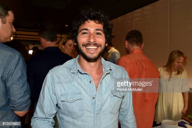 Jesse Warren attends eBay Hosts July 4th Benefit for Sag Harbor Cinema Restoration Project at Lulu Kitchen and Bar on July 3 2017 in Sag Harbor NY