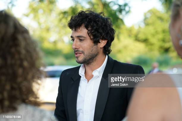 Jesse Warren attends the Annual Summer Party Benefiting Stony Brook Southampton Hospital on August 03 2019 in Southampton New York