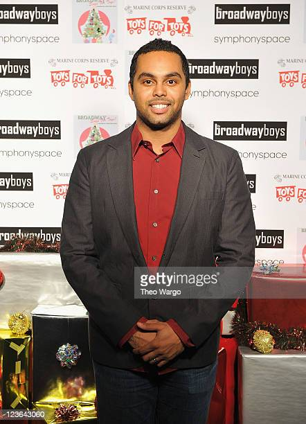 Jesse Warren-Nager attends the 5th Annual Broadway Sings for Toys event at the Leonard Nimoy Thalia Theatre on December 20, 2010 in New York City.