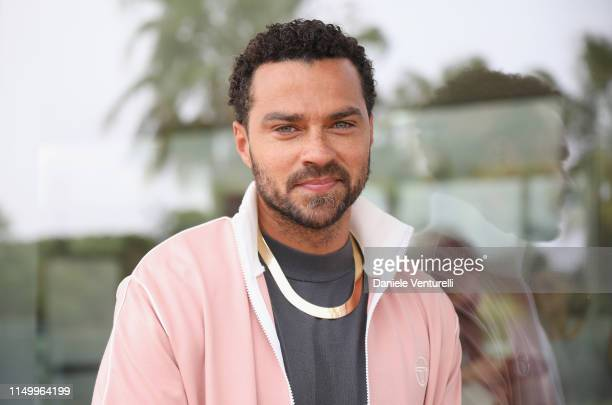 Jesse Williams attends the Filming Italy Sardegna Festival 2019 Day 2 Photocall at Forte Village Resort on June 14 2019 in Cagliari Italy