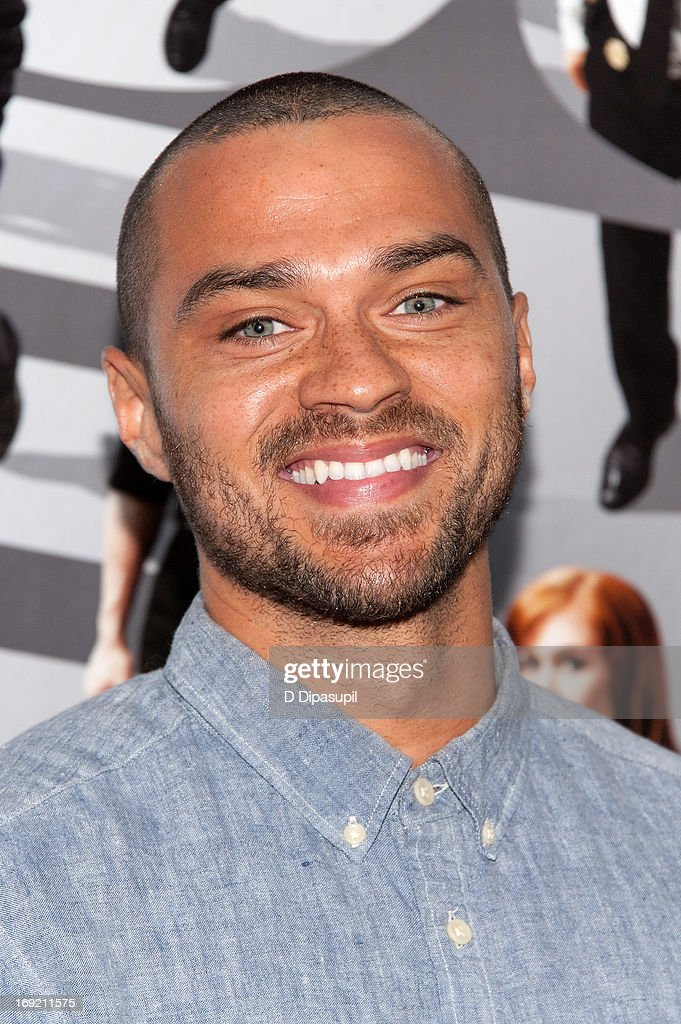 Jesse Williams attends the 'Now You See Me' premiere at AMC Lincoln Square Theater on May 21, 2013 in New York City.