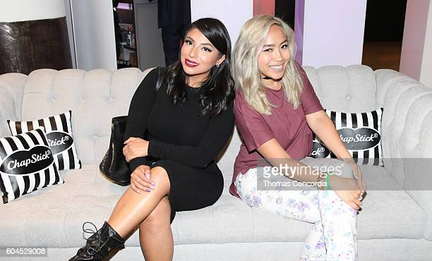 Jessenia Vice attends as Kia STYLE360 hosts Angela Simmons Fashion Show for Vipe Activewear at Metropolitan West on September 13 2016 in New York City