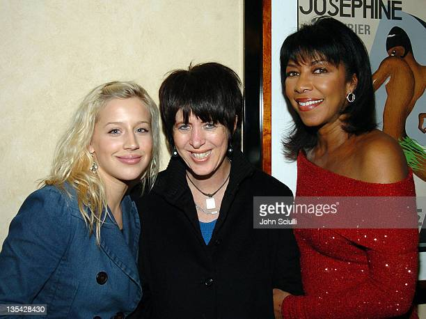 """Jessi Collins Diane Warren and Natalie Cole during An Unforgettable Evening Celebrating the VH1 Save The Music Foundation and """"The World of Nat King..."""